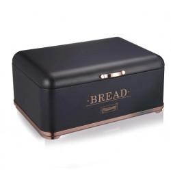 Хлебница 34,5х25х16,5 см Maestro MR-1677-CU-BL
