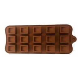 Форма для шоколада силиконовая 20,5х10см Vincent VC-1407