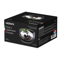 Креманка с двойным дном 500 мл Ardesto AR2650G