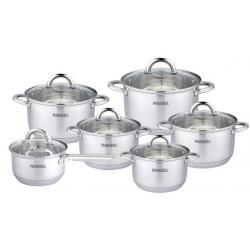 Набор посуды 12 предметов Hagen Ringel RG-6005
