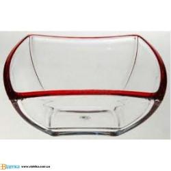 Winx Cherry Red Набор салатников 95мм-4шт w4484 Walther Glas
