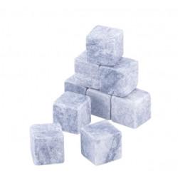 Камни для виски Kamille охладительные кубики 7792