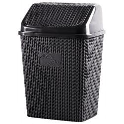 Корзина для мусора 10 л Violet House 0026 Виолетта COFFEE 10 л