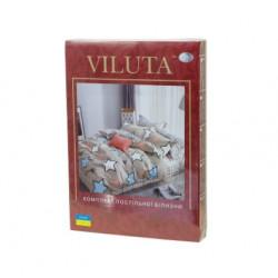 Постельное белье двуспальное Viluta Ранфорс 19004