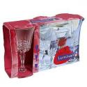 Набор бокалов для вина Luminarс French Brasserie 280мл - 6шт H8170