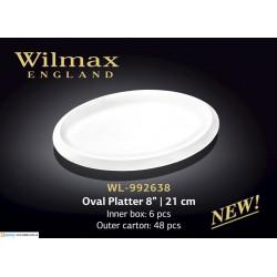 Блюдо овальне 21см Wilmax WL-992638