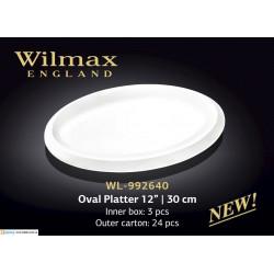 Блюдо овальное 30см Wilmax WL-992640