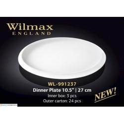 Тарелка обеденная 27см Wilmax WL-991237