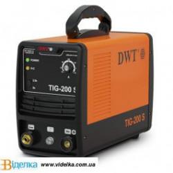 Инвертор постоянного тока DWT TIG-200 S