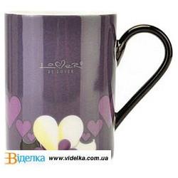 Набор кружек для кофе 2 шт. BergHoff Lover by Lover  3800002