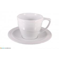 Чашка с блюдцем, 0,4 л BergHOFF 1690209 Hotel