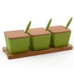Набор банок зеленых, 10 предметов Cook&Co Berghoff 2800051